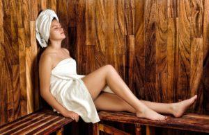 Sauna to wielka przysługa dla zdrowia