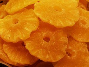 Zdrowe owoce suszone
