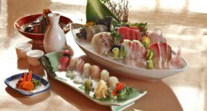 Ryzyko związane z jedzeniem sushi
