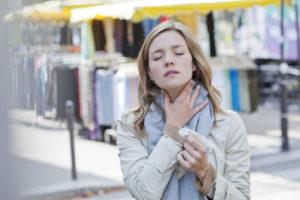 Fakty i mity dotyczące bólu gardła