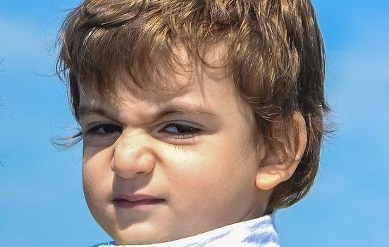 Agresywne dziecko - jak sobie z nim radzić?