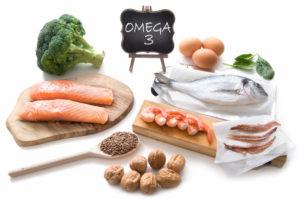 Kwasy Omega 3 – pamięć, młodość i walka z alergią