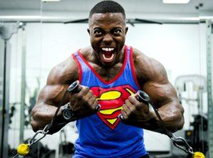 Trening, dieta i suplementacja na masę mięśniową
