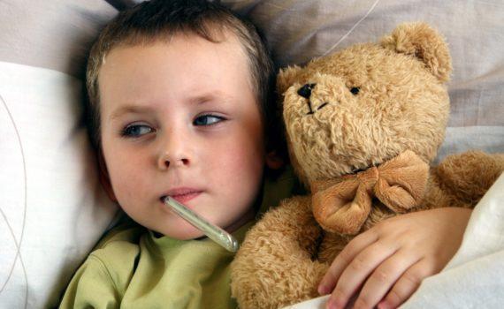 Walka z infekcjami i budowanie odporności u przedszkolaka