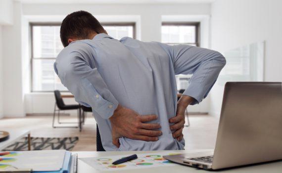 Kilka porad dla cierpiących na ból kręgosłupa