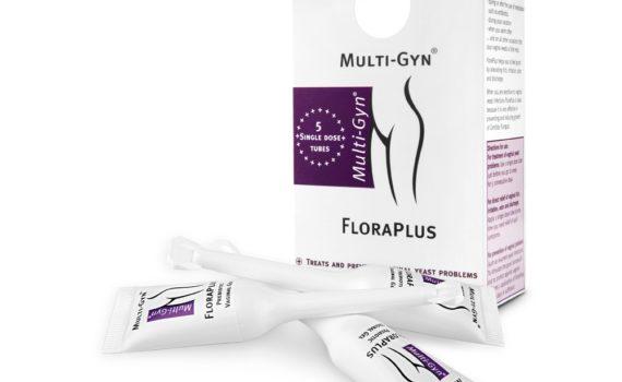 Multi-Gyn FloraPlus leczy i zapobiega infekcjom wywołanym przez drożdżaki