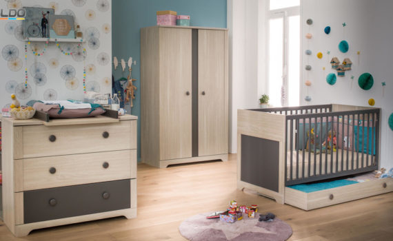 Jakie łóżeczko do pokoju niemowlęcia?