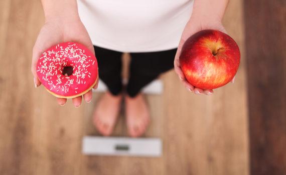 Typy otyłości: jabłko i gruszka