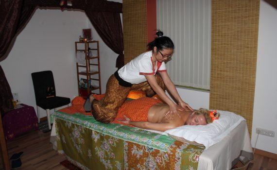 Masaż tajski - relaks dla zestresowanych