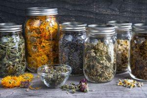 Zioła i substancje naturalne w leczeniu depresji