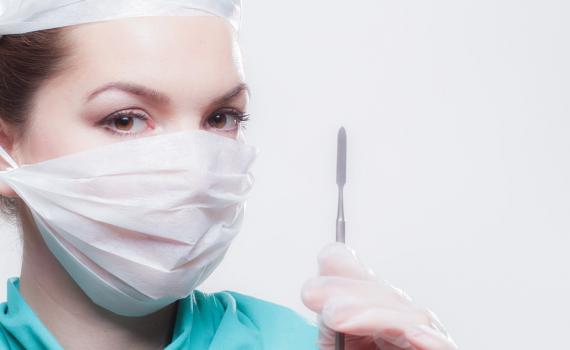 Chirurga nie trzeba się bać