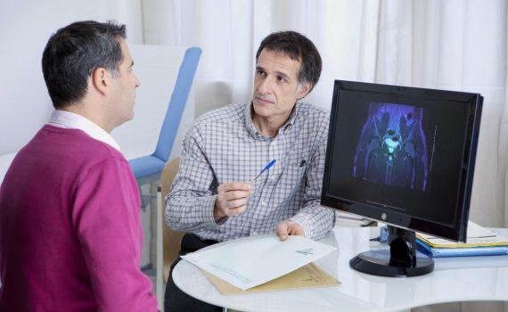 Podział przerostu prostaty
