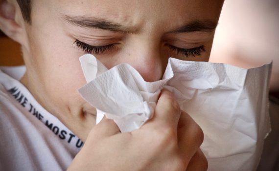 Częste infekcje i katar? To może być niska wilgotność powietrza