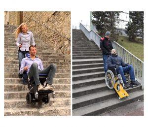 Schodołazy dla osób niepełnosprawnych – jaki typ wybrać?