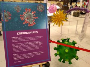 Koronawirus w mediach: COVID COVIDA COVIDEM pogania